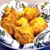 Cheesy Beer Gougeres
